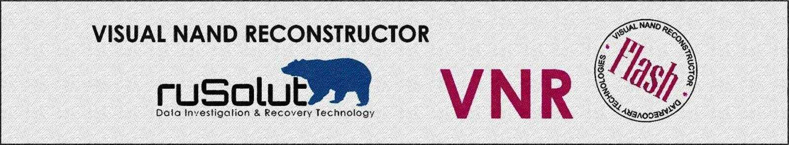 visual nand reconstructor Visual Nand Reconstructor VNR3 A