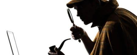 detektyw-z-komputerem-25817835_xl-450x180 INFORMATYKA ŚLEDCZA MOŻE STANOWIĆ SILNE WSPARCIE PRACY DETEKTYWA