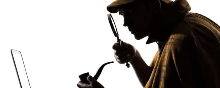 detektyw-z-komputerem-25817835_xl-770x310 INFORMATYKA ŚLEDCZA MOŻE STANOWIĆ SILNE WSPARCIE PRACY DETEKTYWA